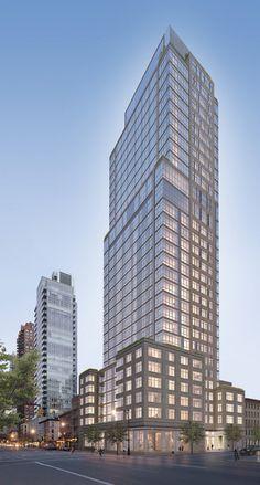 305 East 51st St. (Halcyon) | 110m | 360 ft | 32 fl | SLCE Architects