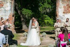 Beaufort Bride - A Lowcountry Fantasy | Barnes Wedding - http://www.beaufortbride.com