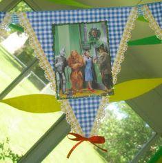 Wizard of Oz Party Ideas - Design Dazzle