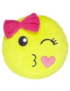 Smiley Face Pillow | Girls Room Girl Stuff | Shop Justice