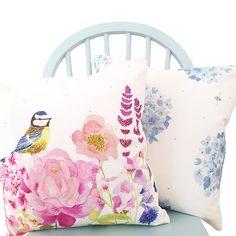 Garden Flower Cushions / Peonie Cole