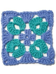 "Examples of crochet patterns found in the ""When Granny Meets Filet"" collection."