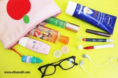 My Travel Beauty Items: Must Have to Bring!!! Image