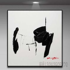 油画手绘抽象现代简约色块当代原创客厅书房卧室酒店别墅挂画热卖