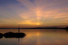 360 fokos balatoni naplemente - a nap képe