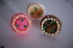 mini cake rings! (etsy.com)