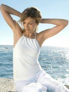 Ursula Karven: Yoga, Yoga, Yoga!