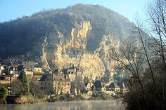 La Roque Gageac, Dordogne - one of the most beautiful villages in France