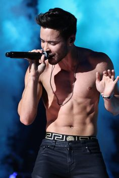 The iHeartRadio Fiesta Latina brought a whole new meaning to Miami heat on Nov. 7. With performances by sexy singers like Jennifer Lopez, Becky G, and (shirtless) Prince Royce, the hottest stars in Latino entertainment were there to party.