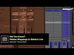 Ableton Live Tips w/ Thavius Beck: 'Did You Know' Pt 14 - Essential MIDI + Key Mapping