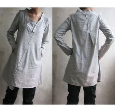 linen tunic...I need to get more