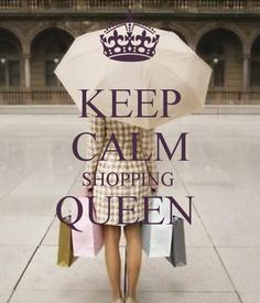 New Crown!! I am the Shopping Queen..Just added to my collection!! Scroll the board!! :)