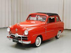 1951 Crosley Super.