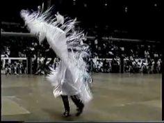 Gotta love the fancy shawl dancers ;)