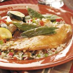 Thai Tilapia Recipe