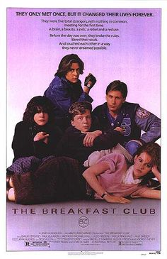 Breakfast Club! I still watch this any time I see it on! Loooooove this movie !