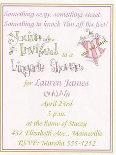 Italian designed bridal lingerie collection set 11 from the bridal shower lingerie invitation filmwisefo Gallery