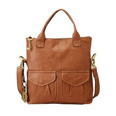 Fossil Modern Cargo Convertible Tote ZB4524 | FOSSIL®