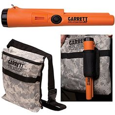 Garrett Pro Pointer ATMetal Detector Waterproof ProPointer with Garrett Camo Pouch, Model: Propointer AT , Home & Outdoor Store - http://bestmetaldetector.co/garrett-pro-pointer-ata-metal-detector-waterproof-propointer-with-garrett-camo-pouch-model-propointer-at-home-outdoor-store/