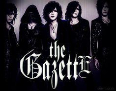 Aoi. Reita. Ruki. Kai. and Uruha. the GazettE. ♡