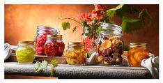 Mason Jars, Fruit, Tableware, Nature, Packaging, Dinnerware, Naturaleza, Tablewares, Mason Jar