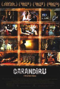 Carandiru poster