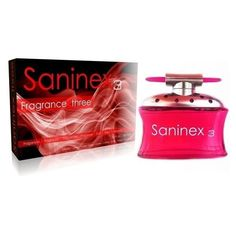 Saninex 3  Perfume de Fermonas Unisex 100 ml - 1573