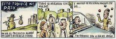 Liniers – Esto todavía no pasó. Un día el prejuicio agarró sus cosas y se fue de la ciudad. Todos se miraron sin maldad. Y muchos se hicieron amigos ese día… Y ni si quiera era el día del amigo Peanuts Comics, Doodles, Memes, Lovely Things, Amor, Frases, Tela, Friends Day, Make Friends