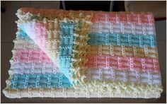 The Heaven Blanket [Free Crochet]
