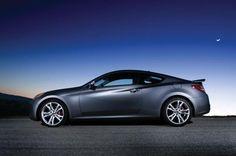 2010 Hyundai Genesis coupe = my new love