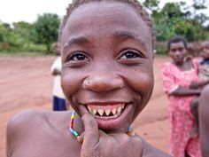 1000+ images about AF Central CAR on Pinterest | Africans ... Pygmy People Teeth