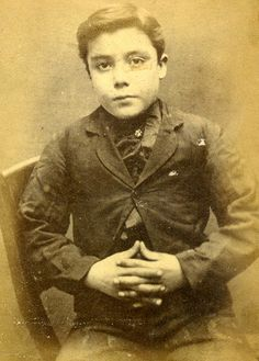 Henry Leonard Stephenson    At such a young age, Henry Leonard Stephenson was convicted of breaking in to houses and was sentenced to 2 months in prison in 1873    Age (on discharge): 12  Height: 4.5  Hair: Dark  Eyes: Hazel  Place of Birth: Castle Eden