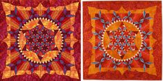 Sizzling Crystals By Susan Nelson | Quilt Gallery | DoYouEQ.com