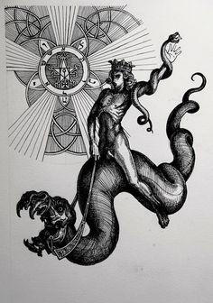 The Goetian Astaroth