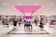 LINGERIE STORES! Robinsons boutique at Marina Bay Sands, Singapore