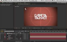 10 minute After Effects expressions tutorial, detailing how to use toWorld() and fromWorld() to make a robust camera targetter that doesn't care if camera, target or both are parented to other layers. First of a series of ten tutorials showing some very cool and very useful expressions that are only a few lines long. Video is in SD on Vimeo, but you can download it in HD, look down and to the right on this page! Find Felt Tips After Effects templates at Videohive. http://videohive.net/us...