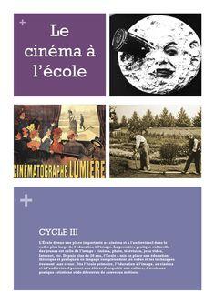 Le Cinéma à l'école