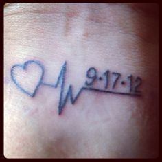 Image result for dad memorial tattoos for daughters
