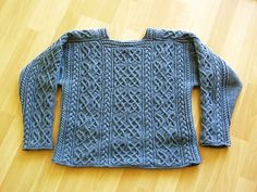 Ravelry: Cromarty Sweater pattern by Alice Starmore