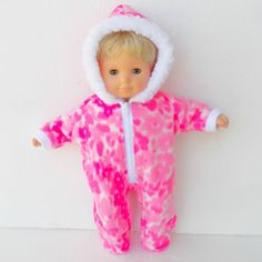 THIS IS FOR one of these darling rose print snowsuits.  ~~~~~~~~~~~~~~~~~~~~~~~~~~~~~~~~~~~~~~~~~~~~~~~~~~~~~~~~~~~~~~~~~~~~~~~~~~~~  - All handmade items!  - Ship within 24 hours!  Adorabledolldesigns includes clothes made to fit your 18 Doll, the 15 Bitty Baby Girl Doll, the 15 Bitty Baby Boy Doll, and the 15 Bitty Baby Twins. The regular Bitty Baby clothes also fits the Bitty Twins. This is made to fit the doll shown above and other similar sized 14-16 dolls.  The doll and any shoes shown…