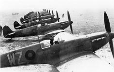Supermarine Spitfire Mk.I, 19 Sqd., Duxford, May 1939