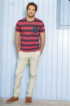 The Nautical look for Men this season at Next Pose Location