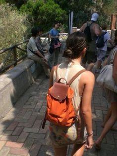 Longchamp 'Le Pliage' Backpack, Small