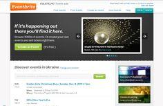 Eventbrite дає вам онлайн інструменти, необхідні для об'єднання людей та продажу квитків https://www.eventbrite.com/