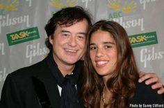 Jimena Gomez-Paratcha - Jimmy Page and Jimena Page