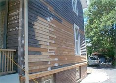 Fortune Restoration has worked on countless homes with wood siding, and can provide a seamless, high quality result that will last for years to come. Http://ow.ly/qcd9m