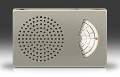 T41 Radio / Dieter Rams,  1959