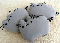 Pusheen kedi yastık,Pusheen the cat pillow Zet.com'da 65 TL