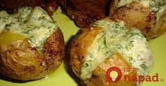 Takéto výborné zemiaky sme ešte nejedli: Stačí len nakrojiť, naplniť touto zmesou a ochutnať, neskutočná pochúťka!
