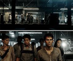WICKED HEADQUARTERS. THE SCORCH TRIALS TRAILER!